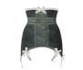 Gaine - Jarretelles/ Girdles with garters
