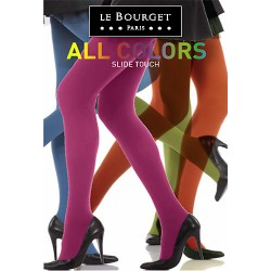 LE BOURGET Collant Couleur All colors