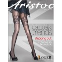 Collant résille Catwalk trends STEPPING OUT ARISTOC