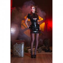 Alicia short dress  T12 706910 Patrice CATANZARO