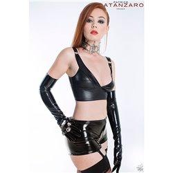 Top Elisabeth laqué/ vinyle T12.2 301701 Patrice CATANZARO