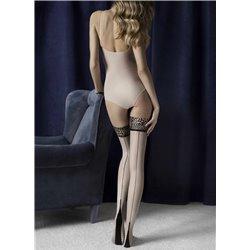 FIORE  Bas Jarretière couture Lust