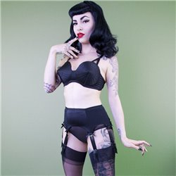Soutien-gorge Bullet (cône) Bettie Page par Playful Promised