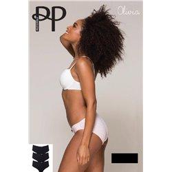 3 Shorties Bikini Olivia BK Pretty Polly
