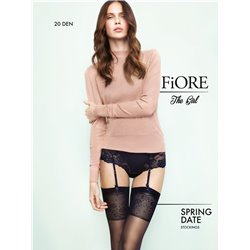 FIORE lycra stockings Spring date