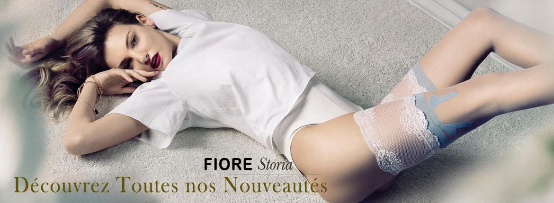 Découvrez la nouvelle collection de FIORE: Storia